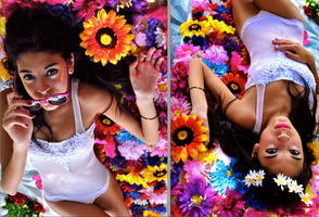Flower Power by PhotoMissy