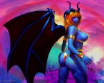 Welcome to the Demon Realm by larsmidnatt