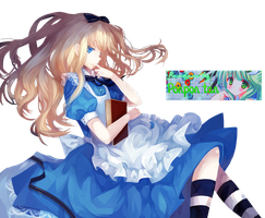 Alice Render by BabychanHoshino