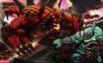 Heroes of the storm by lazpev