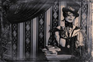 Steampunk photo by Luria-XXII