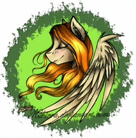 Feather by Kukirra