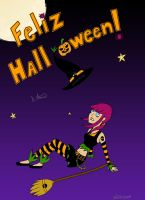 Halloween by bAnne-chan