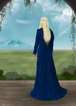 The Lonely Mountain by NightWish208