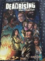 First Comic Picture: Dead Rising Road To Fortune by Cagefighter79