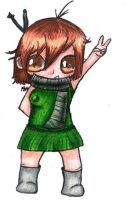 Prismacolor Chibi 12.13.09 by FrenchBananaHorn