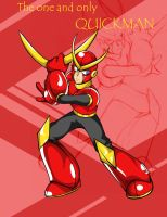 The one and only Quickman by aducknamedhope
