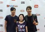 I kind of met dan and phil by TheHufflePuffArtist9