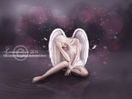 angel of love by Creamydigital