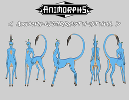 animorphs: turn around by LizCoshizzle