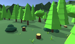 Low Poly Foliage Pack - 001 by EEEnt-OFFICIAL