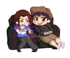 Game Grumps by ruebharb