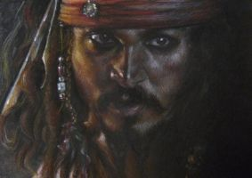 Jack Sparrow by Sylwia25