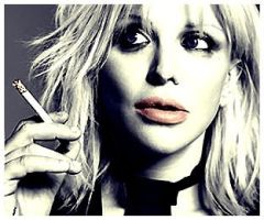 Courtney Love by decayedyouth