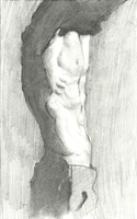 Figure study by Michael-Ellis