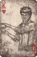 HPcp - King of Hearts by Tigress0787