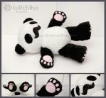 Panda from Junjou Romantica::::: by Witchiko