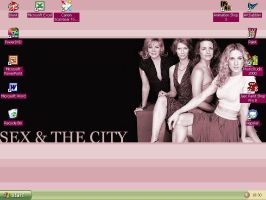 SATC by MaterialGurl15