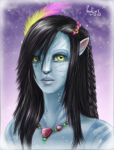 My Na'vi Avatar by VanEvil