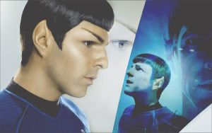 Spock by cmatkins