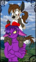 BOTHER - ATrade with Avencri by ailil