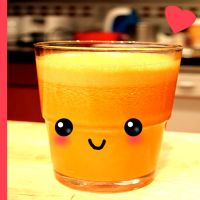 Sunny Orange Juice+ by Mellosaur