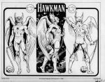 hawkman 1 by AlanSchell