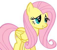 Fluttershy by dropletx1