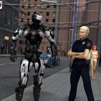 So I watched the Robocop remake by vatorx