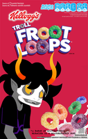 Troll Froot Loops by GameRat514
