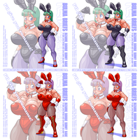 color / physical variations of BULMA by DoomShaman