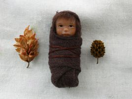 Eskimo baby by pocketfairy
