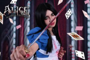 COS-ALICE MADNESS RETURNS-7 by alexzoe