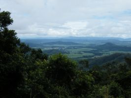 Mossman from Rex Range by tablelander