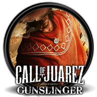 Call of Juarez: Gunslinger - Icon by Blagoicons