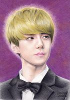 [EXO] SEHUN by DENITSED