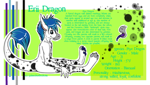 Erii Reference Sheet by SchneckenBeckons