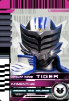 Kamen Ride Tiger by Mastvid