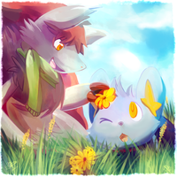 Flowers by mudkip-chan