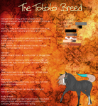 The Tototo Breed by Dezzired