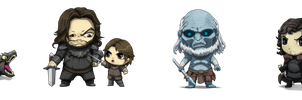 Game of Chibi Thrones by Namh