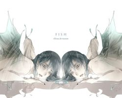 I'm a fish. by el2san