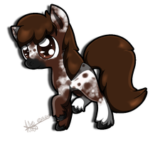 Made for me - By SparklePuppy by Tumbling-Star