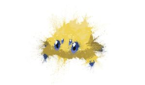 Paint Drip Joltik by ImpersonatingPanda