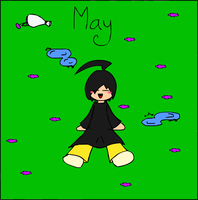 Calender Project: May by flygonfan