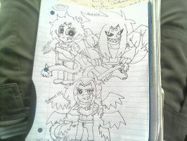 Light, Dark And Judgment Will Teen Titans Go Style by Will6790