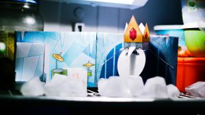 Ice king by Greyret