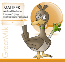 Malleek by GreatMik