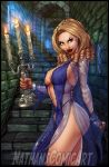 Countess Dracula color by nathanscomicart