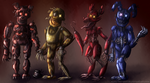 The Nightmares by Kana-The-Drifter